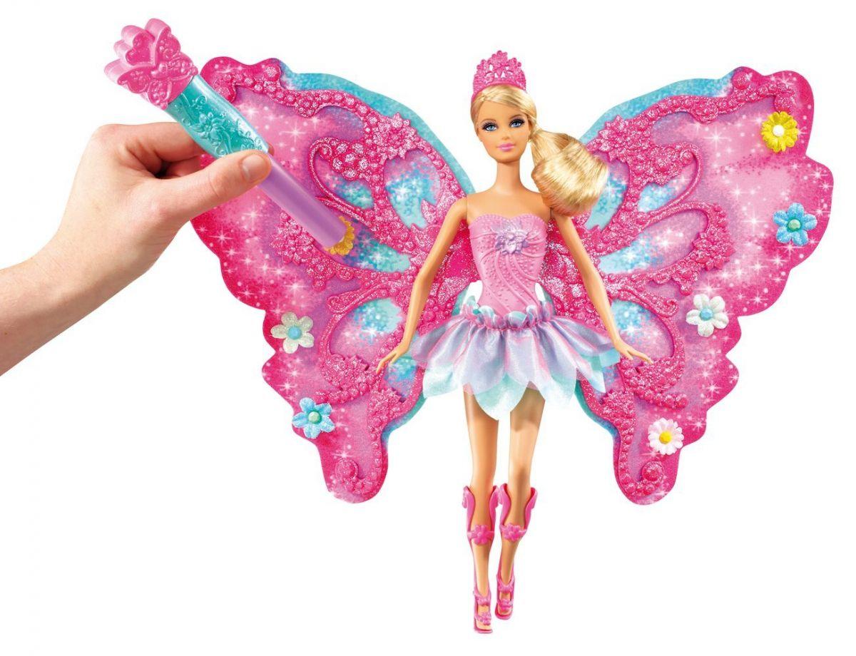 картинки с куклами с крыльями
