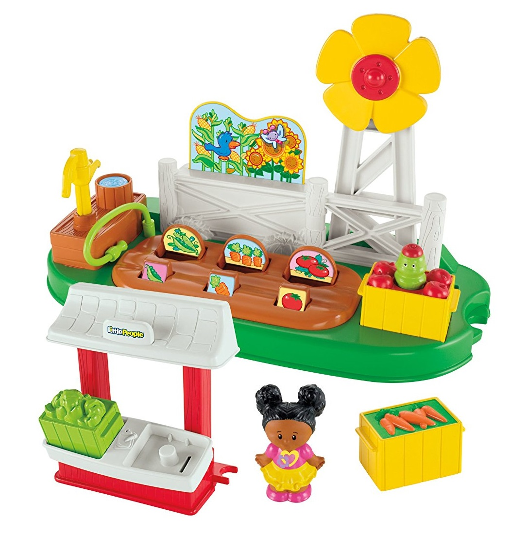 "Игровой набор Fisher Price ""Сад Little People"" Y8197"