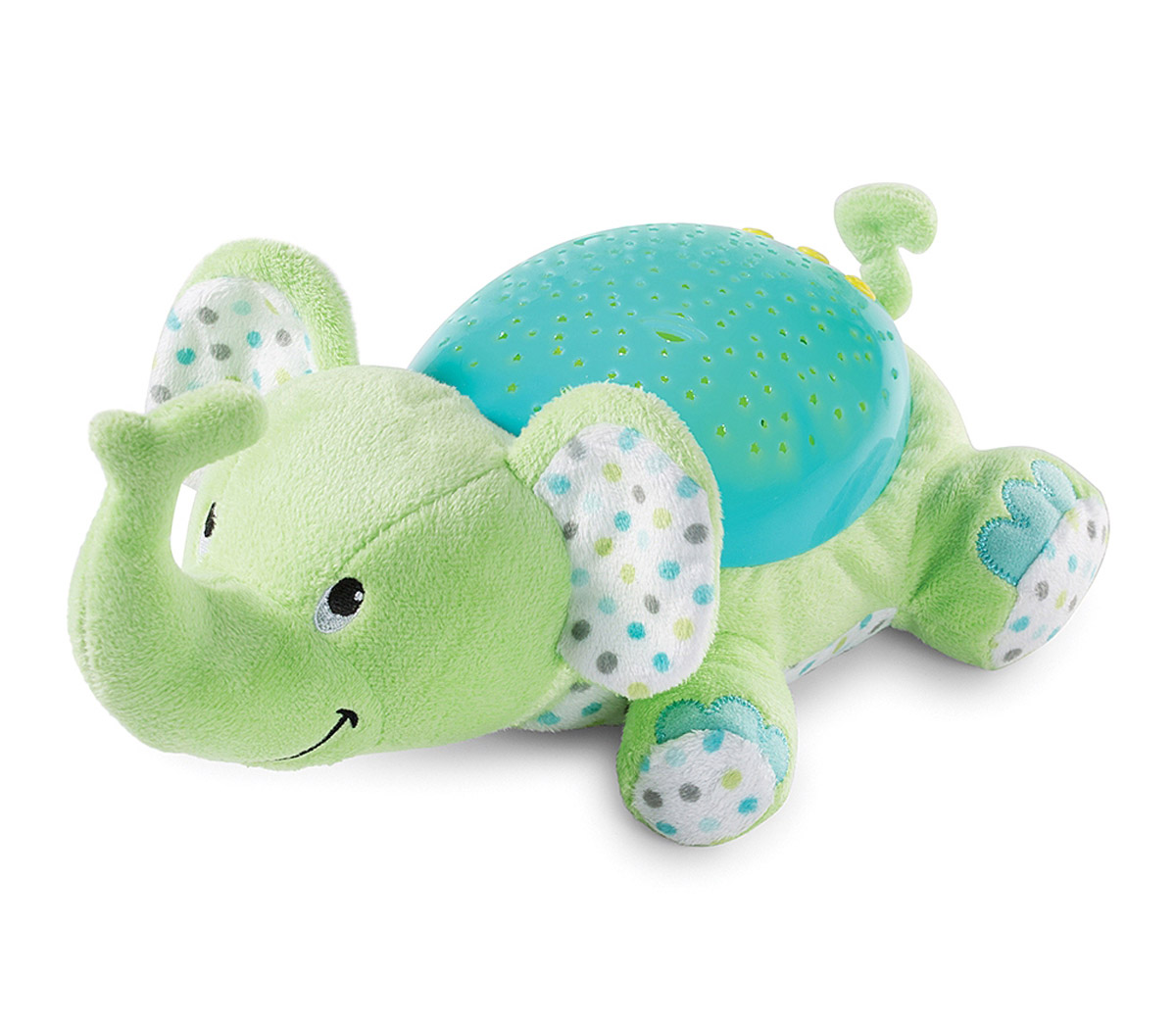 Ночник Summer Infant Elephant Green