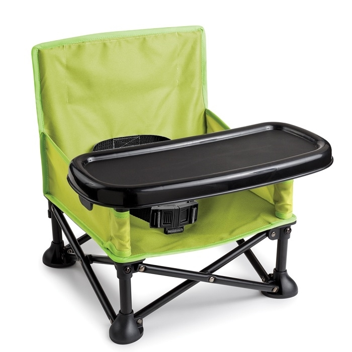 Кресло Summer Infant Portable Booster, цвет Green