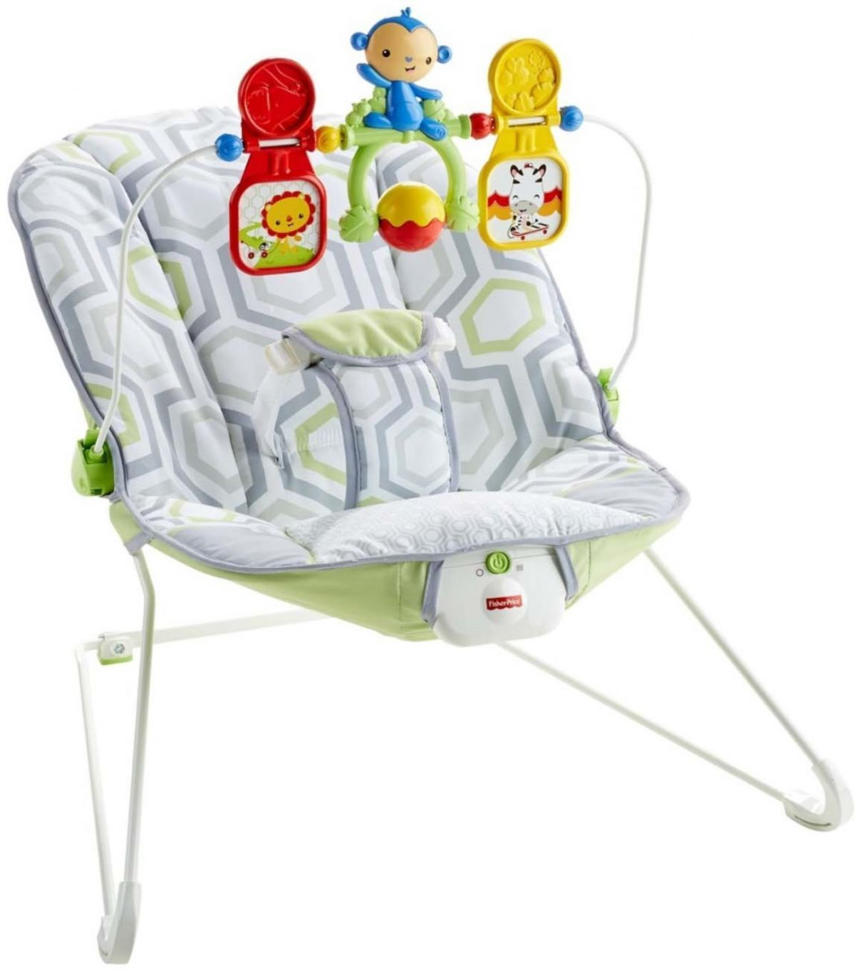 Кресло-качалка Fisher Price Geo Meadow CMR17