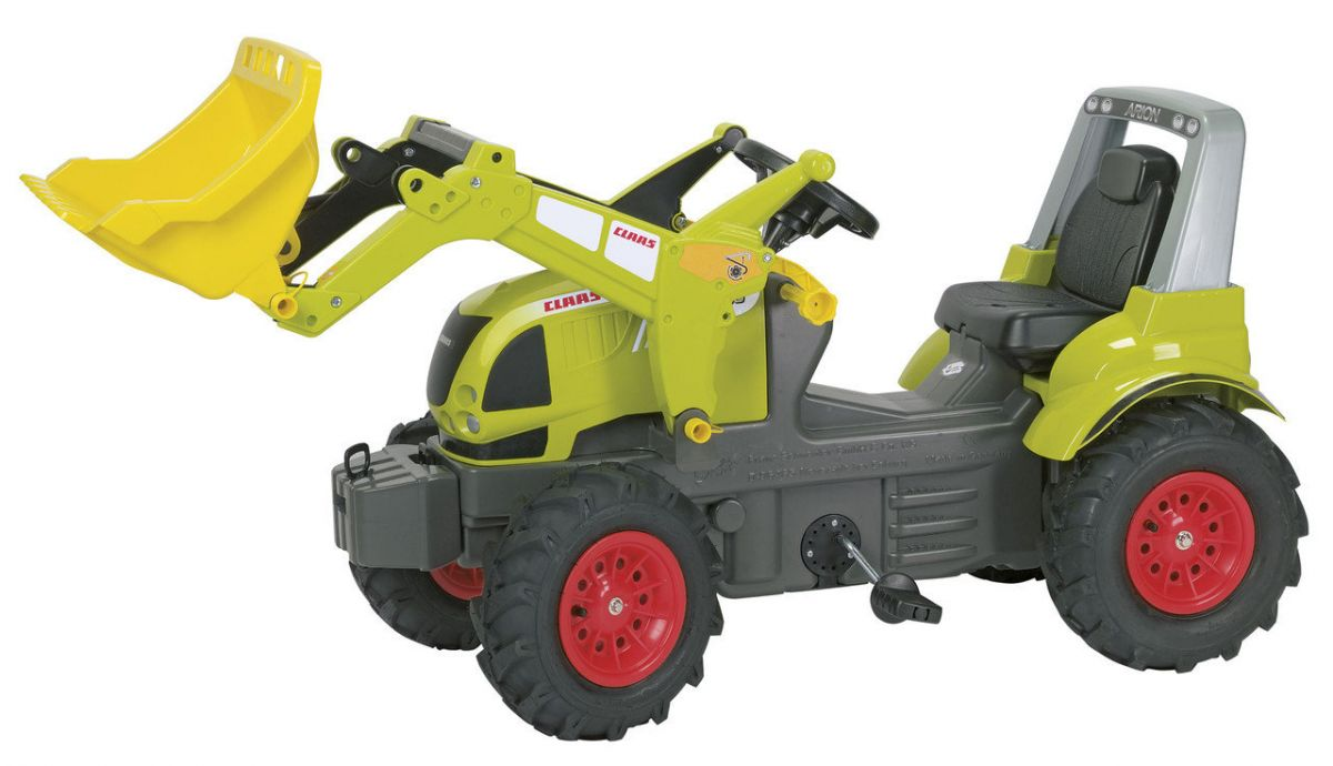 Трактор Rolly Toys Laas Arion 640