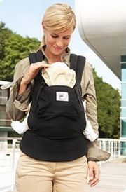 Рюкзак переноска ErgoBaby Carrier Original, цвет Night Sky