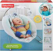 Кресло-качалка Fisher Price Snugapuppy Meadow Deluxe