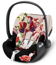 Автокресло Cybex Cloud Z i-Size, цвет Spring Blossom Light