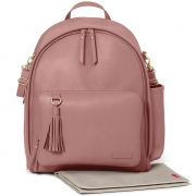 Рюкзак Skip hop Greenwich Simply Chic, цвет Dusty Rose