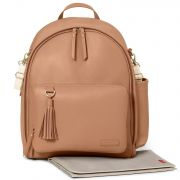 Рюкзак Skip hop Greenwich Simply Chic, цвет Caramel