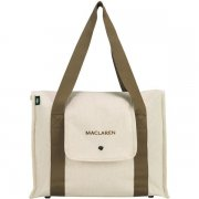 Сумка для мамы Maclaren Park Bag, цвет Natural Canvas