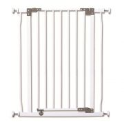 Дверное ограждение Dreambaby Liberty Security Gate High 93*75-84, цвет белый F1961