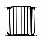 Дверное ограждение Dreambaby Swing closed security gate 75*71-82, цвет черный F160B