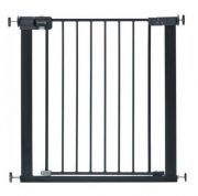Дверное ограждение Safety 1st Pressure Gate Easy Close Metal 78*73-80 см, цвет Черный