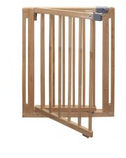 Дверное ограждение Safety 1st Pressure Gate Easy Close Wood 78*73-80,5 см
