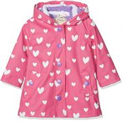 Плащ-дождевик Hatley Color Changing Floating Hearts