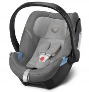 Автокресло Cybex Aton 5, цвет Manhattan Grey