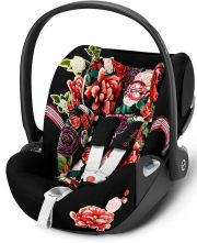 Автокресло Cybex Cloud Z i-Size SensorSafe, цвет Spring Blossom Dark