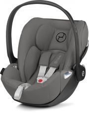 Автокресло Cybex Cloud Z i-Size, цвет Soho Grey