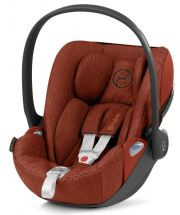 Автокресло Cybex Cloud Z i-Size Plus & SensorSafe, цвет Autumn Gold