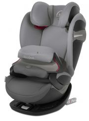 Автокресло Cybex Pallas S-fix, цвет Manhattan Grey