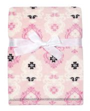Плед Baby Gear Plush, цвет White Damask