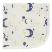 Плед Touched by Nature Organic Cotton, цвет Moon