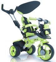 Велосипед Injusa City Trike, цвет green