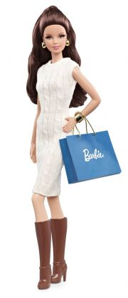 Кукла Barbie Shopper Doll X9196
