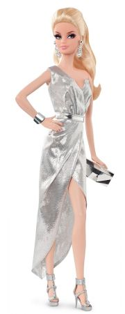 Кукла Barbie Silver Dress CFP35