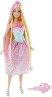 Кукла Barbie Princess, цвет Pink