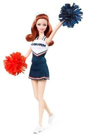 Кукла Barbie University of Auburn