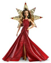 Кукла Barbie Holiday Brunette 2017 DYX41