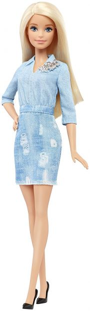 Кукла Barbie Denim DVX71