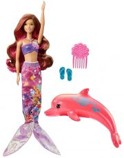 Кукла Barbie Dolphin Magic FBD64