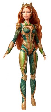 "Кукла Barbie ""Justice League Mera Figure"""
