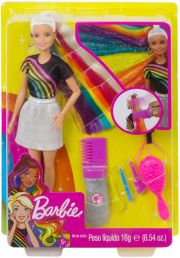 "Кукла Barbie ""Rainbow Sparkle Hair Doll"""