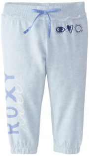 Штанишки Roxy Moon Dust Fleece, цвет Sky Blue