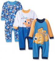 Комбинезон Disney Finding Nemo (3 шт), цвет Blue
