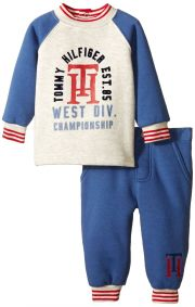 Костюм Tommy Hilfiger Fleece, цвет Blue