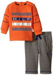 Костюм Tommy Hilfiger Fleece, цвет Orange