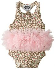 Боди Mud Pie Leopard Tutu