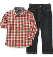 Костюм Tommy Hilfiger, цвет Denim Orange