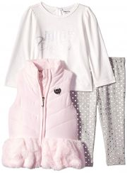 Комплект 3 в 1 Juicy Couture, цвет Rose