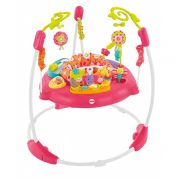 "Прыгунки Fisher Price ""Pink Petals"" DJC81"