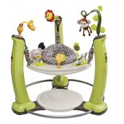 Игровой центр Evenflo ExerSaucer Jump&Learn, цвет Jungle Quest