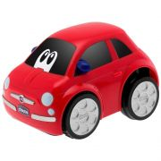 Машинка Chicco Fiat 500 Turbo Touch, цвет Red