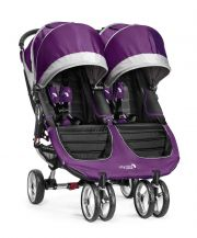 Коляска для двойни и погодок Baby Jogger City Mini Double, цвет Purple