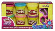 "Набор пластилина Hasbro Play-Doh ""Блестящая коллекция"""