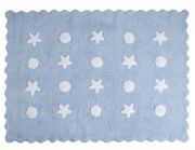 Ковер Happy Decor Kids 120x160 см, цвет azul