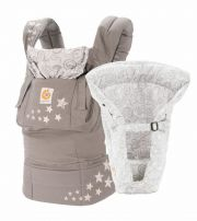 Рюкзак переноска ErgoBaby Carrier Original, цвет Galaxy Grey