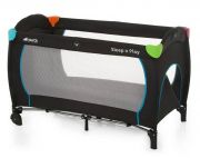 Манеж Hauck Sleep'n Play Go Plus, цвет Multicolor Black