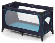 Манеж Hauck Dream'n Play Plus, цвет Navy Aqua